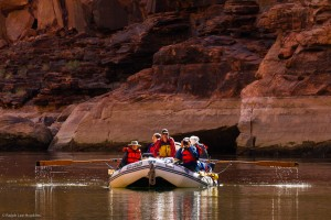 Oar Raft Grand Canyon