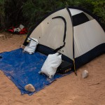 Equipment provided,: tent, dry bags, Grand Canyon National Park, Arizona