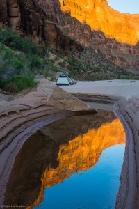 Refection Grand Canyon