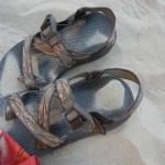 Rafting Trip Footwear