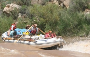 Oar Raft on the Grand Canyon Classic Adventure Trip