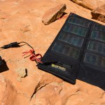 Solar recharging system Grand Canyon Photography Trip