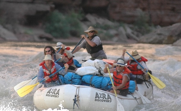 Grand Canyon Paddle Adventure