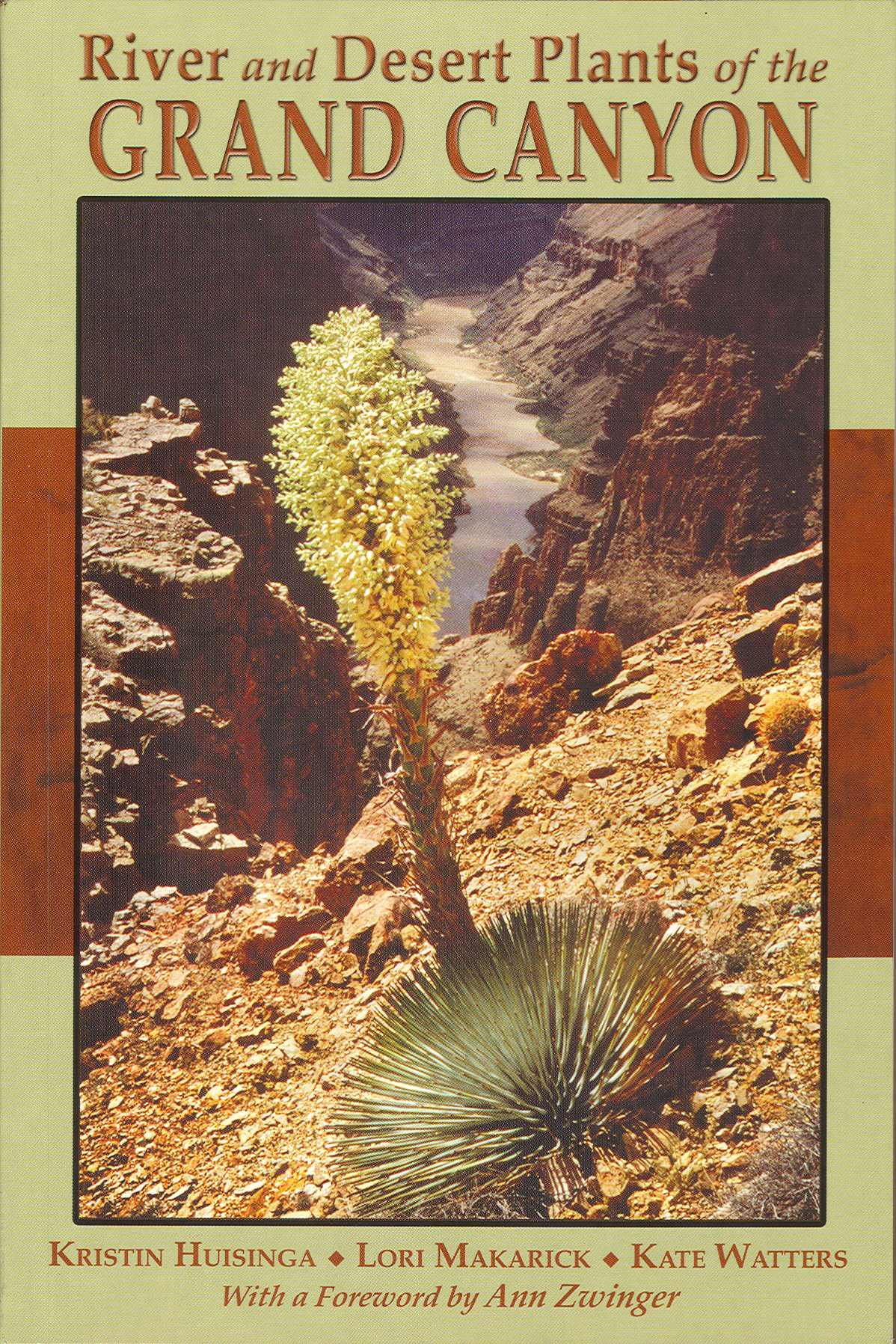 grand canyon plant guide