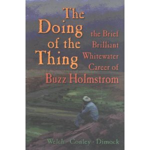 Doing of the thing buzz holmstrom