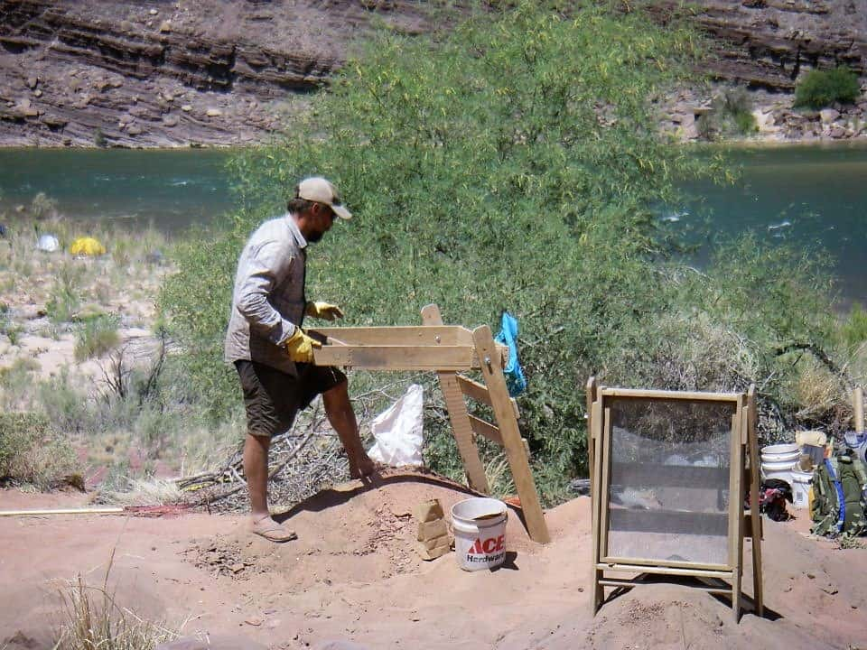 grand canyon archaeology
