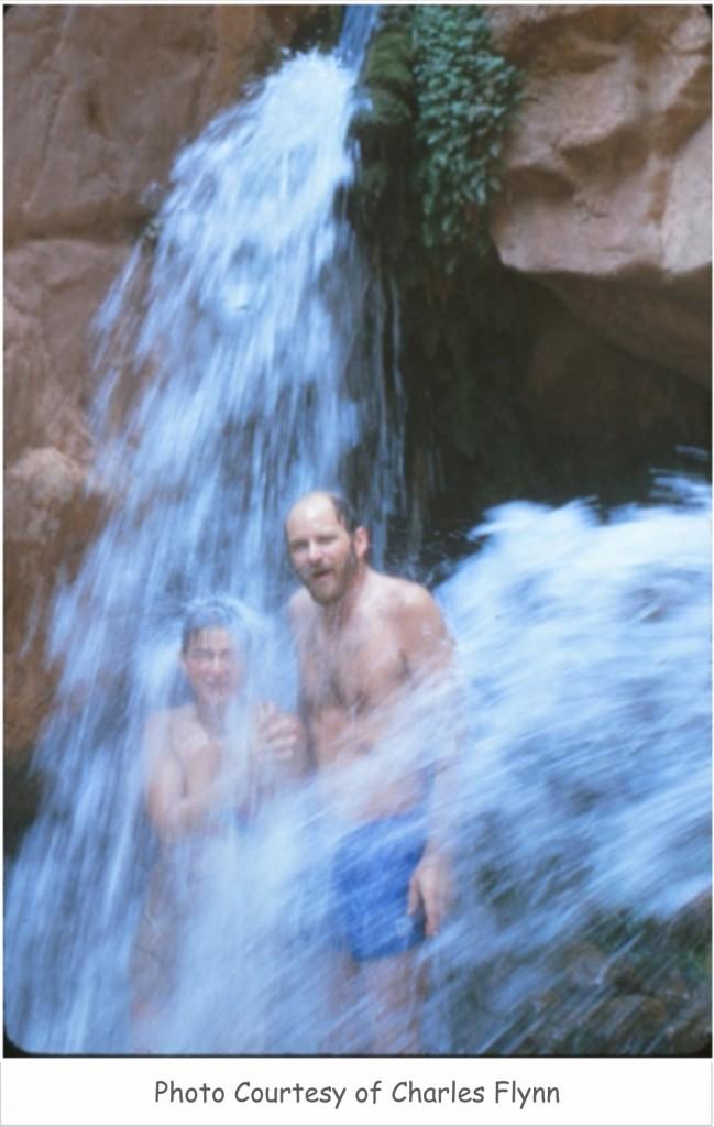 Grand Canyon Rafting Love Story