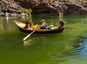 Grand Canyon Dory Dories