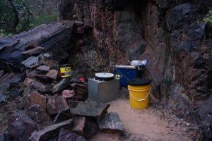 Grand Canyon Camp Terms