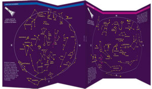 Star guide folds out!