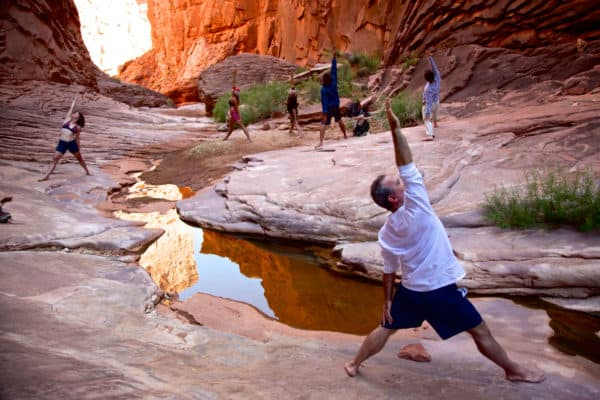 Grand Canyon Yoga