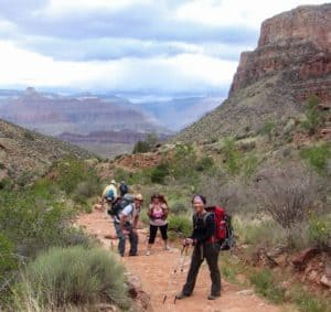 bright angel trail hiking tips