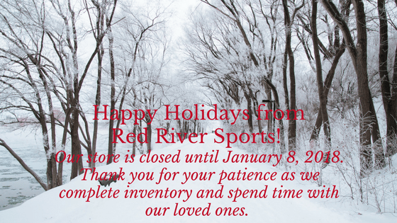 Red River Sports Holiday Break