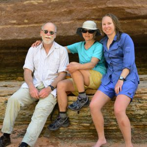 multigenerational grand canyon rafting