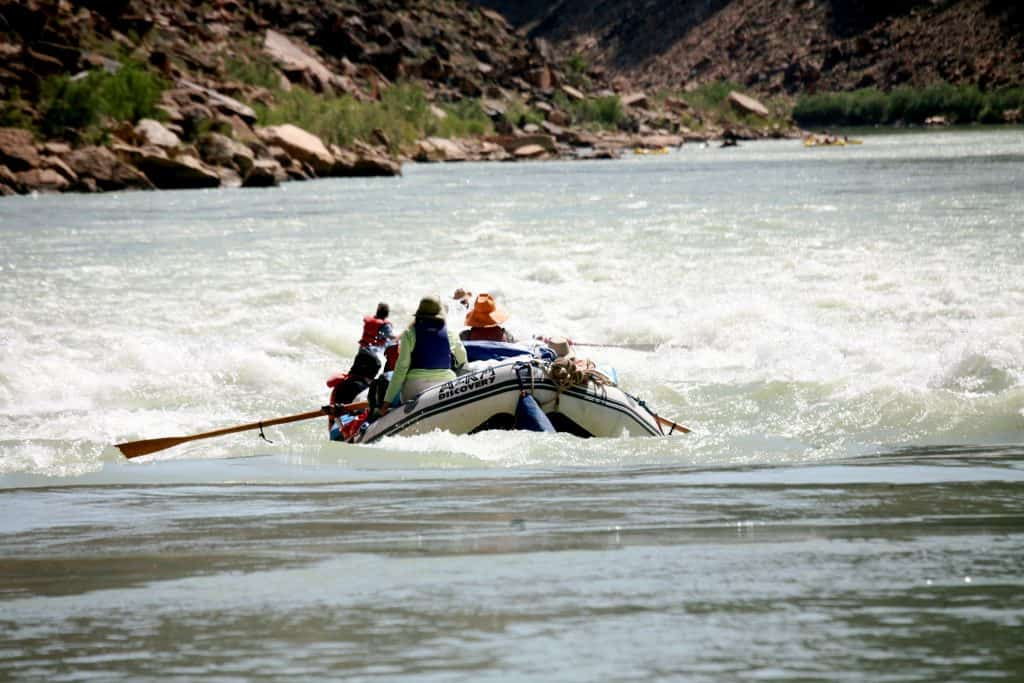 Rapids of the Colorado River-Bob LaFlam